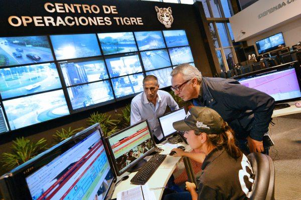 Tigre continúa fortaleciendo su sistema de Protección Ciudadana