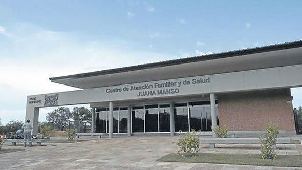 Centro de Salud Juana Manso