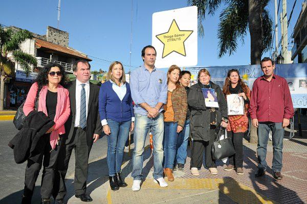 Tigre homenajeó a Thiago Gómez, víctima de un accidente de tránsito en General Pacheco