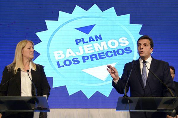 """Massa le pidió al gobierno de Macri que """"deje de cobrar impuestos por comer"""" y """"baje los precios"""""""