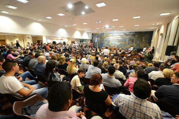 Julio Zamora dio inicio al periodo de sesiones ordinarias del HCD de Tigre