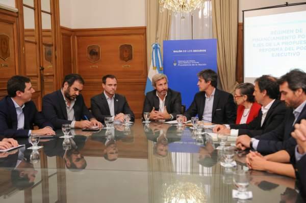El ministerio del interior present los ejes de reforma de for Ley del ministerio del interior