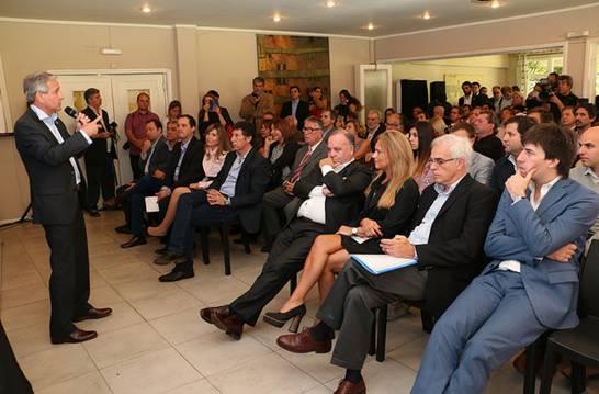 San Isidro presentó las primeras acciones de su secretaria de modernización