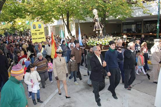 San Isidro celebra sus fiestas patronales con actividades para toda la familia