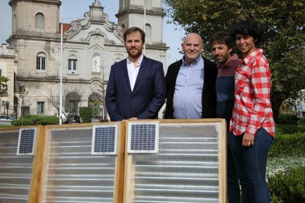 Nueva iniciativa de Calefactores Solares en Pilar