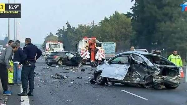 El Observatorio de Seguridad vial advirtió que en octubre aumentaron las tasas de siniestralidad y mortalidad vial