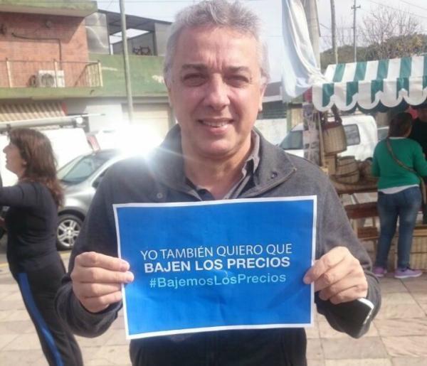 Julio Zamora, Bajemos los precios