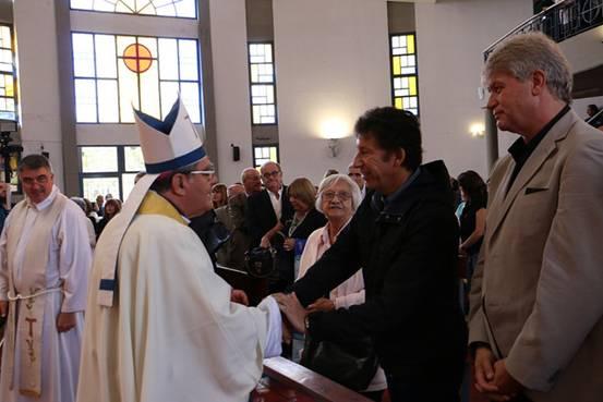 El instituto Sagrada Familia de Martínez festejó sus 50 años