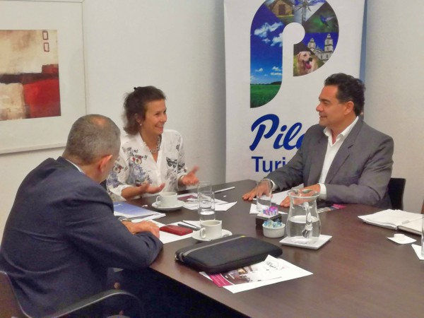 Continúan los trabajos para posicionar a Pilar como destino turístico