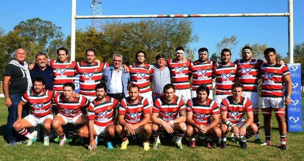 Julio Zamora visitó el Delta Rugby Club