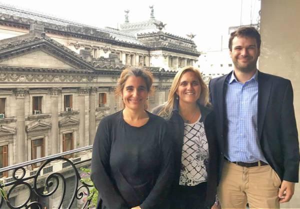 La Coalición Cívica ARI y la Agrupación Vecinalista N.A.C.E.R. comienzan a trabajar de manera conjunta en Vicente López.