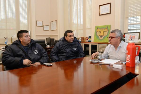 El intendente de Tigre, Julio Zamora, manifestó su preocupación por la situación que viven los 650 trabajadores de la planta de Sancor en Don Torcuato, que no cobran el salario hace dos meses.