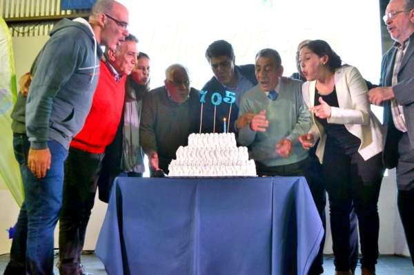 Jorge Macri participó del festejo por los 105 años de Munro