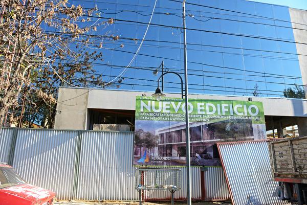 La nueva Secretaría de Salud Pública, Medio Ambiente y Desarrollo Social de San Fernando , en su tramo final