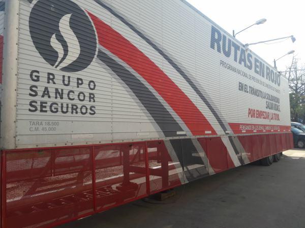 El programa Rutas en Rojo llegó a Pilar