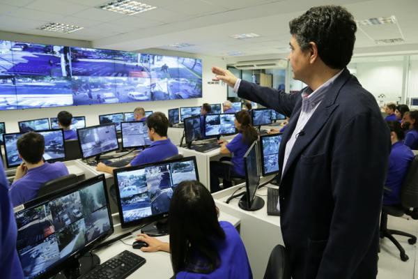 Vicente López optimiza su Centro de Monitoreo Urbano