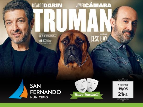 Ciclo de Cine y de Tango, el viernes y sábado en el Teatro Martinelli