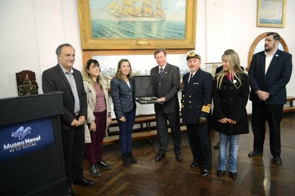 El Museo Naval de la Nación cumplió 125 años junto a la comunidad de Tigre