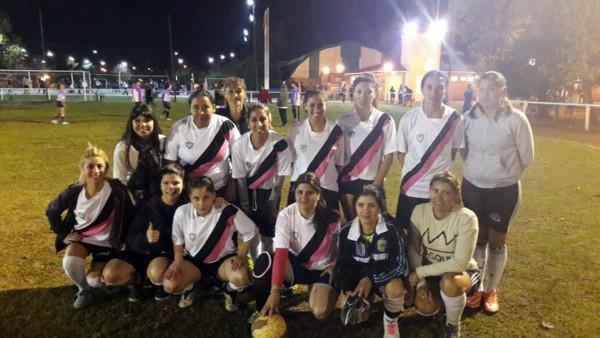 El fútbol femenino crece en Tigre