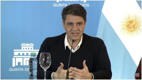"""Jorge Macri descartó que vaya a ser funcionario nacional y manifestó su """"deseo"""" de que Carrió se sienta """"orgullosa"""" de él"""
