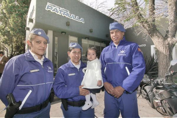 Policías Locales de Vicente López salvan vida a una beba con RCP