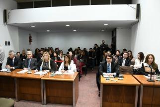 Comenzó el juicio con jurados populares al empresario Farré por el femicidio de su esposa