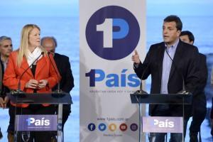 Massa y Stolbizer serán candidatos al Senado y Felipe Solá encabeza la nómina a Diputados