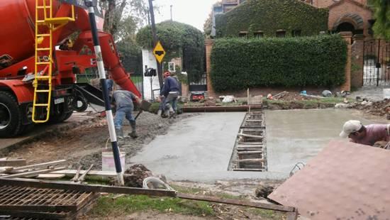 San Isidro mejora su red pluvial en todo el distrito