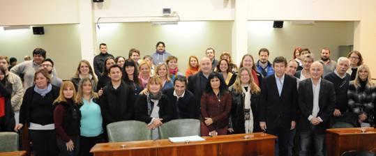 Comenzó en San Isidro la cuarta edición del programa Banca 25