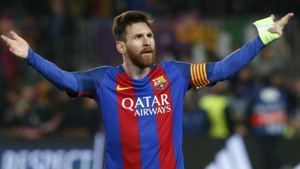 Messi resultó electo como el futbolista más importante de la historia de la Liga de España