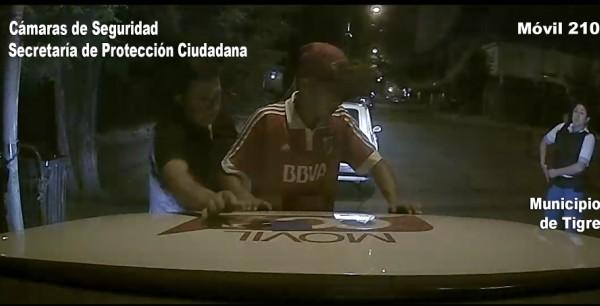 Intentaba robar un auto y  fue detenido en Tigre