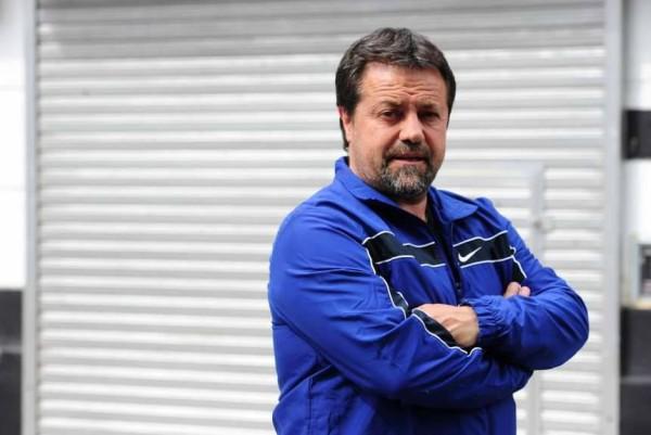 Ricardo Caruso Lombardi asumió hoy como nuevo entrenador de Tigre