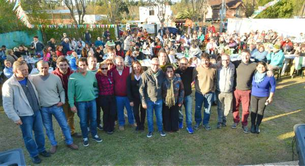La Sociedad de Fomento Dique Luján festejó sus 78 años en Tigre