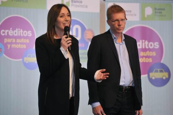 Lo presentó la gobernadora María Eugenia Vidal y el presidente de la entidad, Juan Curutchet, durante una conferencia de prensa realizada en la ciudad de La Plata.