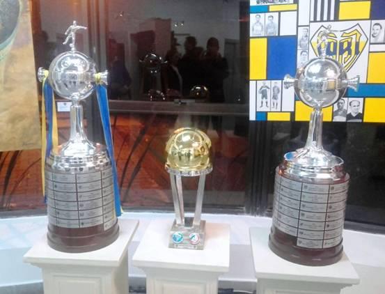 Comenzó la muestra de Boca Juniors en San Isidro