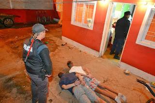 """Detienen por venta de drogas a la banda de """"Churrasco"""" y """"El Tío Carlos"""" en el barrio San Jorge, de Tigre"""