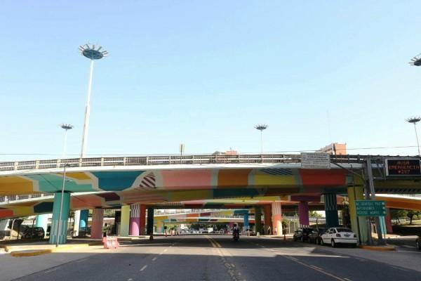 Por tareas de mantenimiento hará una reducción de calzada en Av. Libertador en Vicente López