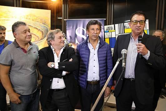 Miles de personas visitaron la muestra de Boca Juniors en San Isidro