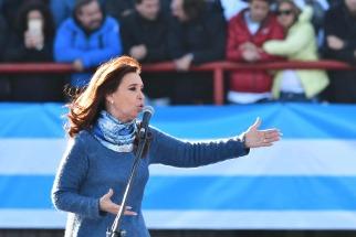 Cristina Kirchner y Jorge Taiana serán precandidatos a senadores nacionales por Unidad Ciudadana