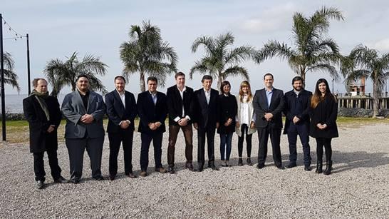 Encuentro de referentes de modernización en San Isidro