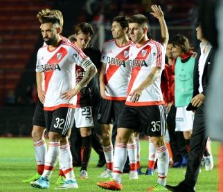River igualó en Santa Fe ante Colón y clasificó a la Copa Libertadores del año próximo - Télam