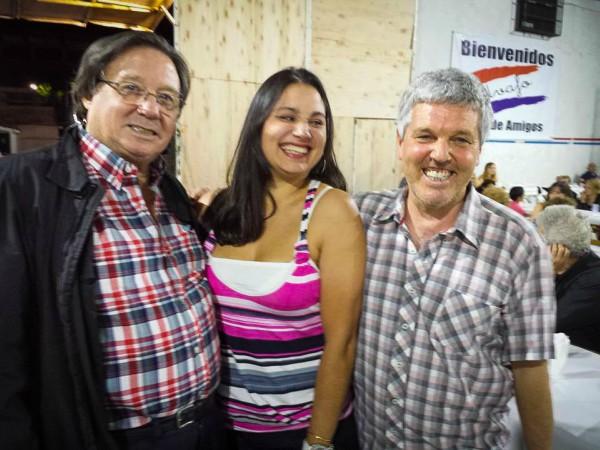 De la mano del Frente Socialista y Popular en Vicente López, Fabián Becerra y Julieta París serán candidatos a concejales.
