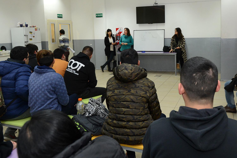 Personal del Centro de Operaciones Tigre recibió capacitación en materia de género e infancia