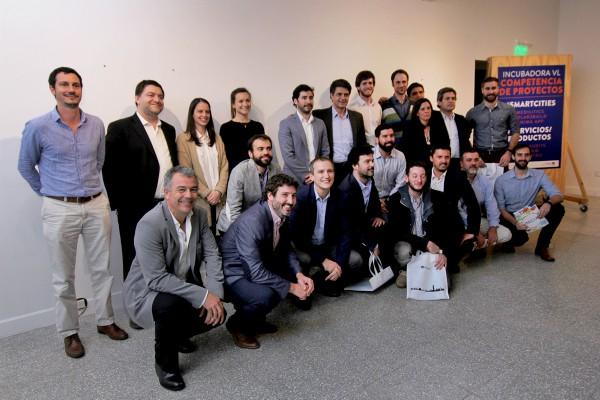 El intendente de Vicente López, Jorge Macri, encabezó en la Casa de la Cultura la finalización de la segunda edición de la Competencia de Proyectos de la Incubadora Vicente López, organizada por la Subsecretaría de Desarrollo Económico.