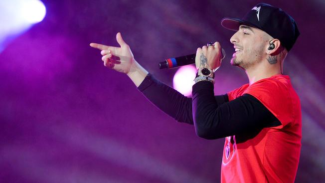 Maluma realizará una gira por Argentina con seis grandes shows
