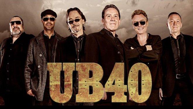 UB40 regresan en octubre a la Argentina