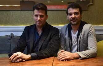 """Con una nueva película a punto de estrenar, Listorti y Alfonso afirman que tener """"química en la dupla es fundamental"""""""