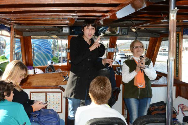 Durante el receso invernal, el municipio a través de la Subsecretaría de Turismo, promoverá excursiones y otras propuestas turísticas, con servicio especial para personas sordas e hipoacúsicas.