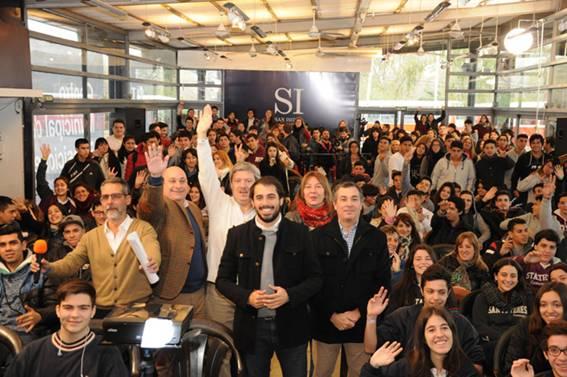 Comenzó la cuarta edición de Escuela de Vecinos en San Isidro