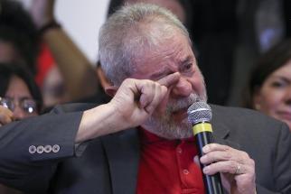 Lula, condenado a 9 años y medio de prisión por corrupción y lavado de dinero